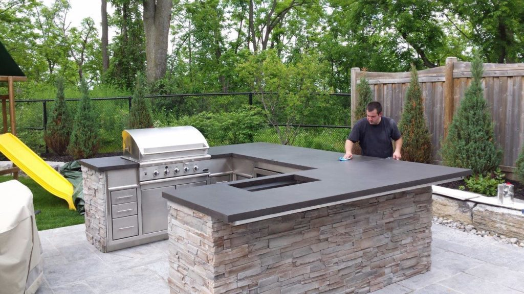Concrete Countertop Design Service